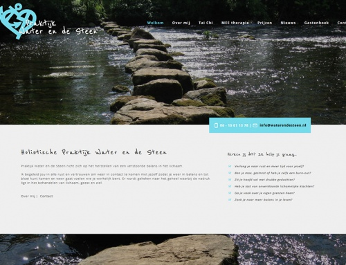 Nieuwe Website